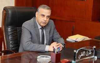 محافظ سوهاج يناقش مع المكتب التنسيقي لبرنامج التنمية المحلية لصعيد مصر الموقف التنفيذي للبرنامج